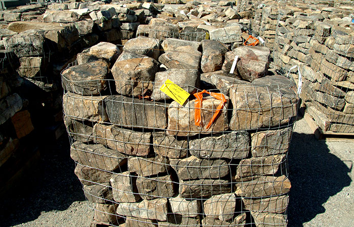 Medium Long Fieldstone
