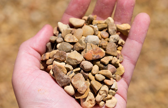 Pea Gravel (Close)